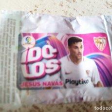 Cromos de Fútbol: 2019 / 2020 19 / 20 ESTE CHICLE JESUS NAVAS - IDOLOS - SEVILLA - CHICLES LIGA PANINI . Lote 176697269