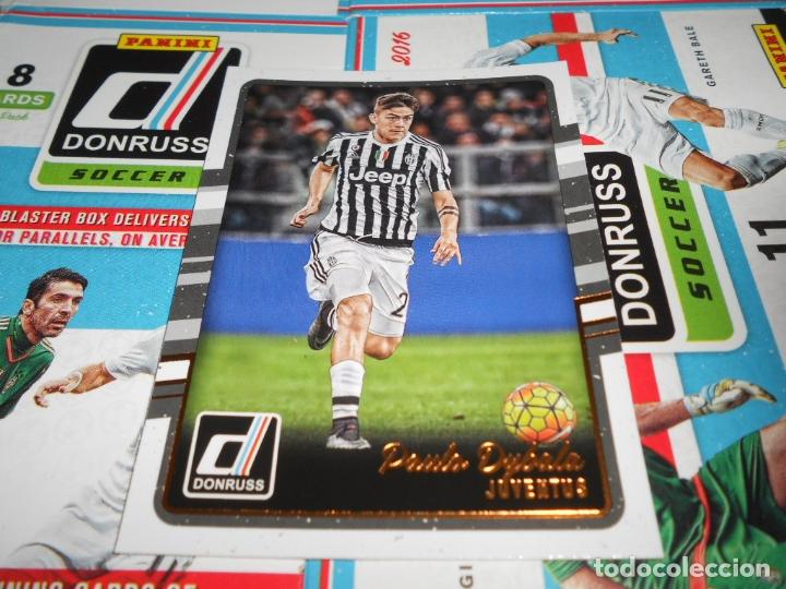 2016-17 PANINI DONRUSS Soccer Paulo Dybala # 116