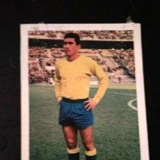 Cromos de Fútbol: APARICIO LAS PALMAS FHER 68 69 1968 1969 RECUPERADO. Lote 176860979