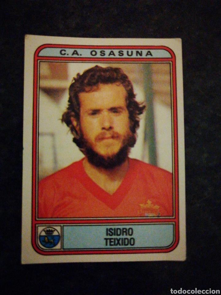 FUTBOL 82 FIGURINE PANINI N° 196 SIN PEGAR (Coleccionismo Deportivo - Álbumes y Cromos de Deportes - Cromos de Fútbol)