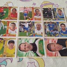 Cromos de Fútbol: 9 CROMO MERCADO DE INVIERNO LIGA ESTE 2011 2012 11 12. Lote 176883638