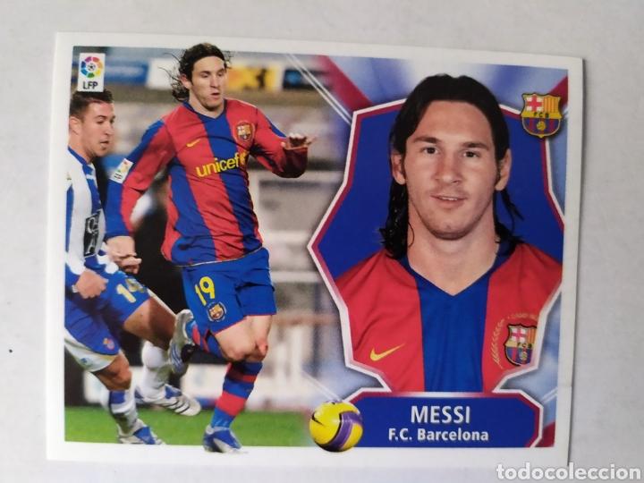 MESSI BARCELONA LIGA ESTE 2008 2009 PANINI (Coleccionismo Deportivo - Álbumes y Cromos de Deportes - Cromos de Fútbol)