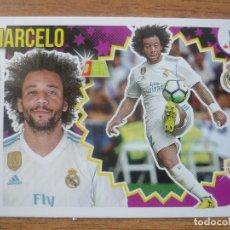 Cromos de Fútbol: ESTE 2018 2019 PANINI 7 A MARCELO (REAL MADRID) - SIN PEGAR - CROMO FUTBOL LIGA 18 19. Lote 176926060