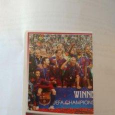 Cromos de Fútbol: Nº 179 PLANTILLA CHAMPIONS PARIS 2006 - CROMO BARCELONA 2007-2008 BARÇA LIGA FÚTBOL 07-08 PANINI. Lote 176926104