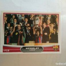 Cromos de Fútbol: Nº 172 CAMPEONES COPA EUROPA WEMBLEY 1992 - CROMO BARCELONA 2007-2008 BARÇA LIGA FÚTBOL 07-08 PANINI. Lote 176926288