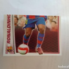 Cromos de Fútbol: DIFICIL Nº 126 RONALDINHO: PIERNAS - CROMO BARCELONA 2007-2008 BARÇA LIGA FÚTBOL 07-08 PANINI. Lote 176927048