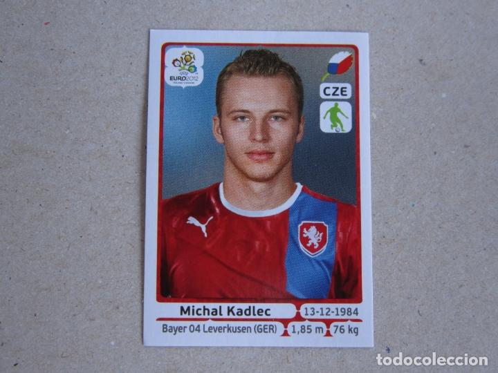 Checa Panini euro 2012-Michal Kadlec Rep Nº 144