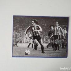Figurine di Calcio: LAMINA 8-11 ATHLETIC CLUB DE BILBAO LIBRO DE ORO EL CORREO. Lote 177197240