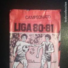 Cromos de Fútbol: ESTE LIGA 80/81 1980/81 ROSA PINTADO SOBRE NUEVO SIN ABRIR. Lote 177213174