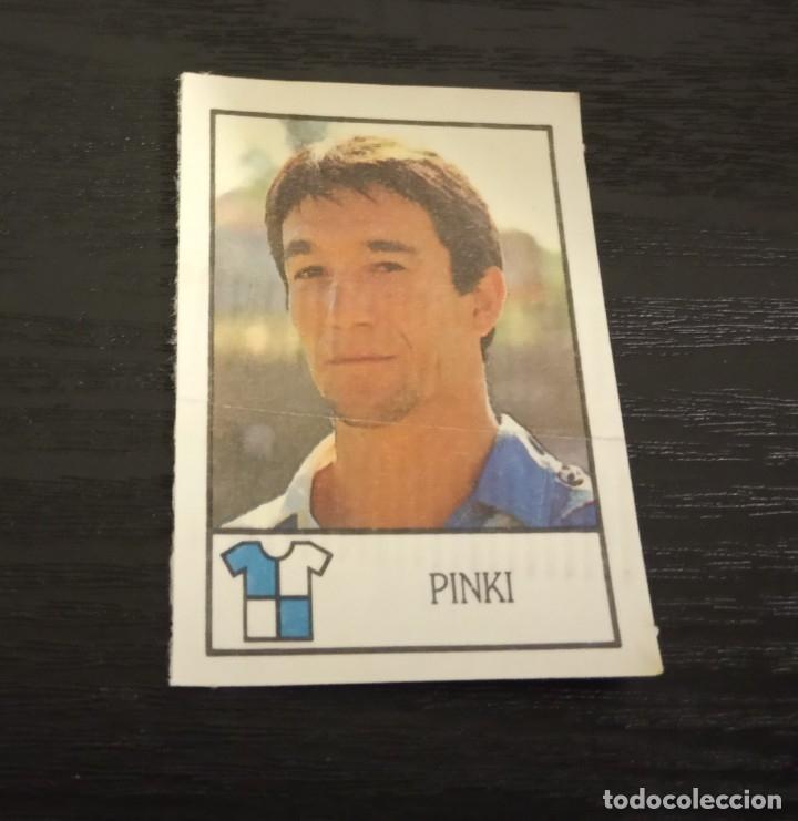 -BOLLYCAO 87-88 : 204 PINKI ( SABADELL ) (Coleccionismo Deportivo - Álbumes y Cromos de Deportes - Cromos de Fútbol)