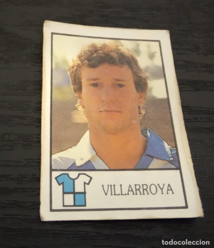 -BOLLYCAO 87-88 : 210 VILLARROYA ( SABADELL ) (Coleccionismo Deportivo - Álbumes y Cromos de Deportes - Cromos de Fútbol)