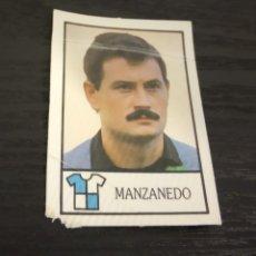 Cromos de Fútbol: -BOLLYCAO 87-88 : 197 MANZANEDO ( SABADELL ). Lote 177410858