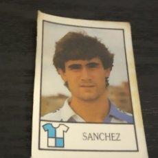 Cromos de Fútbol: -BOLLYCAO 87-88 : 200 SANCHEZ ( SABADELL ). Lote 177410925