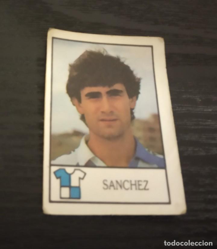-BOLLYCAO 87-88 : 200 SANCHEZ ( SABADELL ) (Coleccionismo Deportivo - Álbumes y Cromos de Deportes - Cromos de Fútbol)