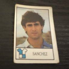 Cromos de Fútbol: -BOLLYCAO 87-88 : 200 SANCHEZ ( SABADELL ). Lote 177433922
