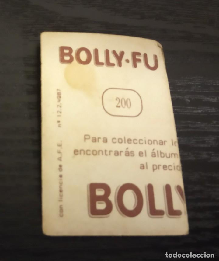 Cromos de Fútbol: -BOLLYCAO 87-88 : 200 SANCHEZ ( SABADELL ) - Foto 2 - 177433922