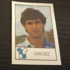 Cromos de Fútbol: -BOLLYCAO 87-88 : 200 SANCHEZ ( SABADELL ). Lote 177434198
