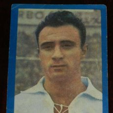 Cromos de Fútbol: CROMO CHOCOLATES LA FAMA, SEVILLA C.F. NAVARRO FUTBOL, MIDE 9,8 X 6,5 CMS.. Lote 177556430