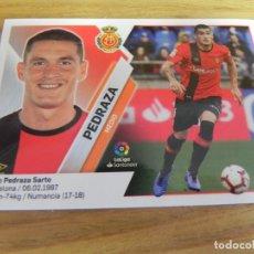 Cromos de Fútbol: LIGA ESTE 2019 2020 19 20 PANINI PEDRAZA VILLARREAL CROMO LIGA FÚTBOL. Lote 177617172