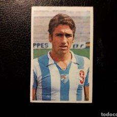 Cromos de Fútbol: ESTEBAN MÁLAGA. N° 76 RUIZ ROMERO 1976-1977 76-77 DESPEGADO. VER FOTOS DE FRONTAL Y TRASERA. Lote 177623879