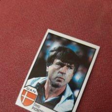 Cromos de Fútbol: CROMOS BARNA SA PIONTEK 1986 DINAMARCA SIN PEGAR 104. Lote 177945209