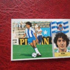 Cromos de Fútbol: ROBI ESPAÑOL ESTE 86 87 CROMO FUTBOL LIGA 1986 1987 - DESPEGADO - ALB COLOCA. Lote 178168587