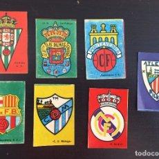 Cromos de Fútbol: CROMOS DE L'ÀLBUM CAMPEONATO DE LIGA 1967-68. Lote 178171190