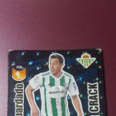Cromos de Fútbol: GUARDADO. SUPER CRACK. ADRENALYN 17-18. 450. Lote 178244777