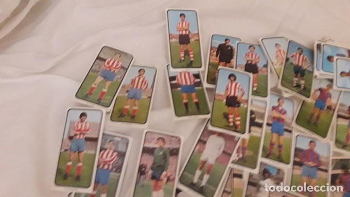 Cromos de Fútbol: LOTAZO INCREÍBLES DE MÁS DE 200 CROMOS SIN PEGAR Y DIFERENTES DE LA LIGA 1973-74 RUIZ ROMERO - Foto 2 - 178270506
