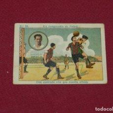 Cromos de Fútbol: SEVILLA FC - ARMET (KINKE) N.20 UN CAMPEONATO DE FUTBOL, SEÑALES DE USO NORMALES. Lote 178557790