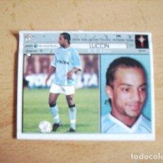 Cromos de Fútbol: ESTE 01-02 COLOCA LUCCIN CELTA --VENTANILLA--. Lote 178564742