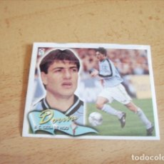 Cromos de Fútbol: ESTE 00-01 COLOCA DORIVA CELTA - VENTANILLA CON TODA LA TRASERA--. Lote 178729668