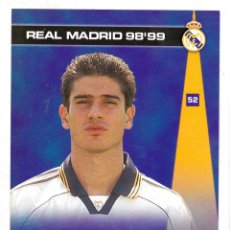 Cromos de Fútbol: 52 -ROJAS- COLECCION PHOTOCARD REAL MADRID CF PANINI 98 99. Lote 178827793