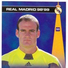 Cromos de Fútbol: 53 -ÁLMANSA- COLECCION PHOTOCARD REAL MADRID CF PANINI 98 99. Lote 178827852