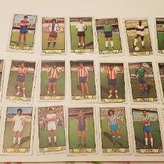 Cromos de Fútbol: LOTE 25 CROMOS FICHAJES 79-80 EDICIONES ESTE. Lote 177514585