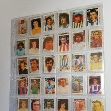 Cromos de Fútbol: SURESTE - CAMPEONATO NACIONAL DE LIGA 1976 1977 76 77 - 55 CROMOS NUMERADOS - NUNCA PEGADOS. Lote 178889412
