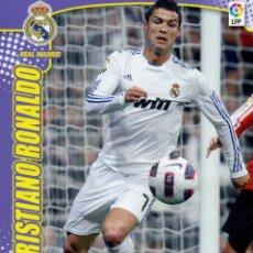 Cromos de Fútbol: MEGACRACKS 2011-2012 Nº 160 CRISTIANO RONALDO - R. MADRID. Lote 178917995