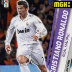 Cromos de Fútbol: MEGACRACKS 2012-2013 Nº 197 CRISTIANO RONALDO - R. MADRID. Lote 178918106