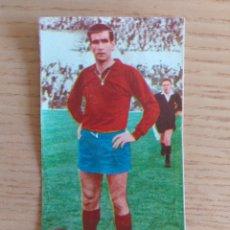 Cromos de Fútbol: FÚTBOL CROMO SABINO C.A. OSASUNA ÁLBUM MAGOS DEL BALÓN TRIUNFO 1962 1963 DESPEGADO. Lote 178933678