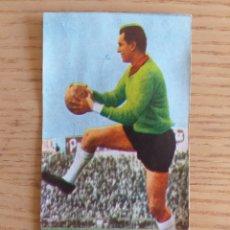 Cromos de Fútbol: FÚTBOL CROMO ZAMORA C.D. MALLORCA ÁLBUM MAGOS DEL BALÓN TRIUNFO 1962 1963 DESPEGADO. Lote 178937355