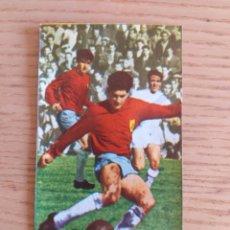 Cromos de Fútbol: FÚTBOL CROMO OVIEDO C.D. MALLORCA ÁLBUM MAGOS DEL BALÓN TRIUNFO 1962 1963 DESPEGADO. Lote 178937415