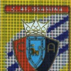 Cromos de Fútbol: ESCUDO DEL C. AT. OSASUNA - Nº 325 - LAS FICHAS DE LA LIGA 2005 - MUNDICROMO.. Lote 179064711