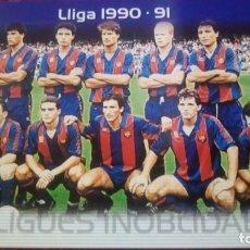 Cromos de Fútbol: LLIGUES INOLVIDABLES. MEGACRACKS BARÇA CAMPIÓ 2004-2005. Lote 179131498