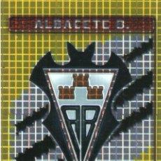 Cromos de Fútbol: ESCUDO DEL ALBACETE BALOMPIÉ - Nº 352 - LAS FICHAS DE LA LIGA 2005 - MUNDICROMO.. Lote 179163256