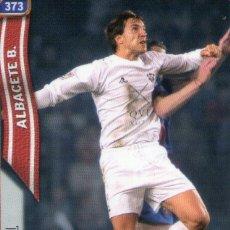 Cromos de Fútbol: MIKEL (ALBACETE BALOMPIÉ) - Nº 373 - LAS FICHAS DE LA LIGA 2005 - MUNDICROMO.. Lote 179169427