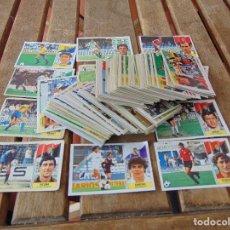 Cromos de Fútbol: LOTE DE SOBRE 120 CROMOS TEMPORADA 1986 1987 86 87 EDITORIAL ESTE. Lote 179190441