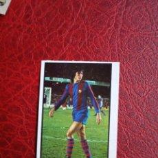 Cromos de Fútbol: CARRASCO BARCELONA ED ESTE 79 80 CROMO FUTBOL LGA 1979 1980 TEMPORADA - DESPEGADO - 785. Lote 179253926