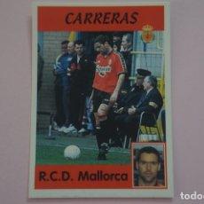 Cromos de Fútbol: CROMO DE FUTBOL CARRERAS DEL R.C.D. MALLORCA SIN PEGAR Nº 311 LIGA PANINI 1997-1998/97-98. Lote 194768487