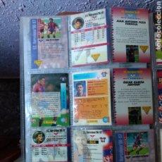 Cromos de Fútbol: CROMOS Y ÁLBUM ( MEGACRACKS ,2004 - 2005 PANINI ), 54 CROMOS, 30 SOBRES SIN ABRIR EN EL INTERIOR.. Lote 179316697