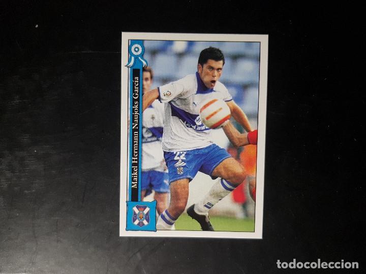 LAS FICHAS DE LA LIGA. 2005/06. MUNDICROMO. Nº 846 (Coleccionismo Deportivo - Álbumes y Cromos de Deportes - Cromos de Fútbol)